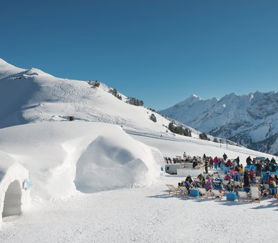 White Lounge Zillertal