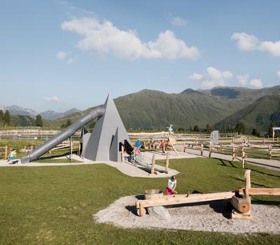 Bergspielplatz Penken Mayrhofen