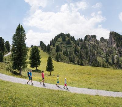 Wanderweg Penken Mayrhofen
