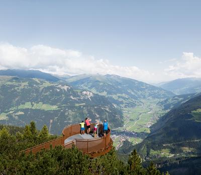 Aussichtsplattform Adlerblick