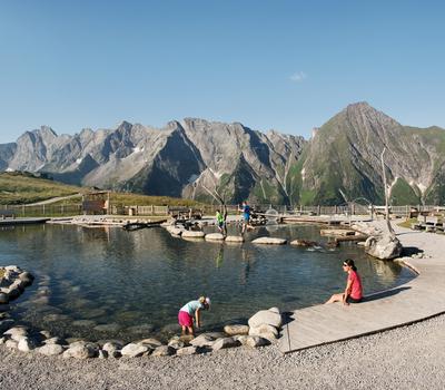 Ahornsee Ahorn Mayrhofen