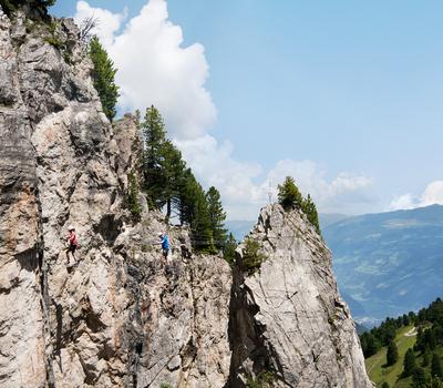 Klettersteig Penken Mayrhofen